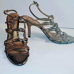 Nina high heeled sandal